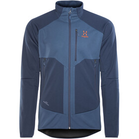 Haglöfs M's Multi WS Jacket Blue Ink/Tarn Blue